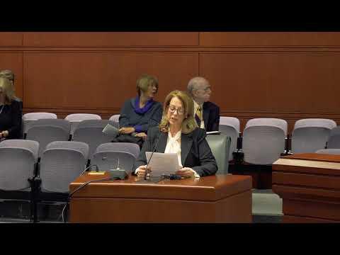 State Representative Dorinda Borer on H.B. 5210 and 5208
