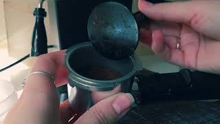 видео Кофемолка и кофеварка в одном