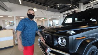 SURPRISE FOR MARITES! | CAR SHOPPING
