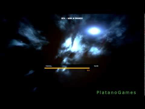 Dust 514 - Full Boot Up Sequence + Full CGI Intro - Eve Online - HD