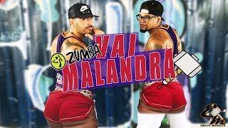 Baixar Vai Malandra (Versión Zumba) - Anitta,Mc Zaac,Maejor ft Tropkillaz, DJ Yuri - Coreografía Marreta