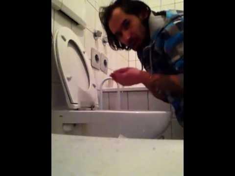 Toiletslave for My Mistress Harriette Hirsch.    My Facebook Site : www.facebook.de/katharina.willig thumbnail