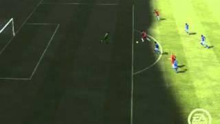 Ozil Pallonetto fantastico FIFA 12