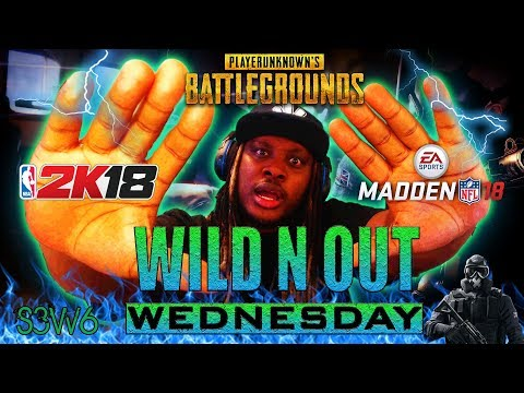 WILD N OUT WEDNESDAY! #l4feornolife