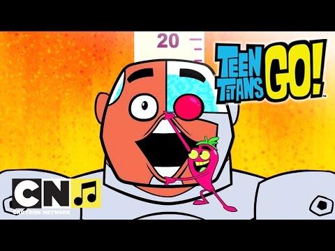 Teen Titans Go ♫ Scharfe Schoten ♫ Cartoon Network