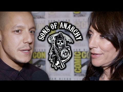 'Sons of Anarchy' Reveal Shocking Final Season Scoop - Comic Con 2014