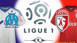 Video Gol Pertandingan Olympique Marseille vs Lille Metropole