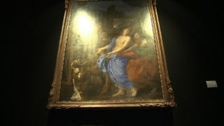 Painting discovered in Paris Ritz to be auctioned
