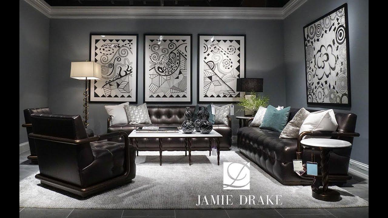 Jamie Drake: U0027Freshu0027 Designs At High Point Market