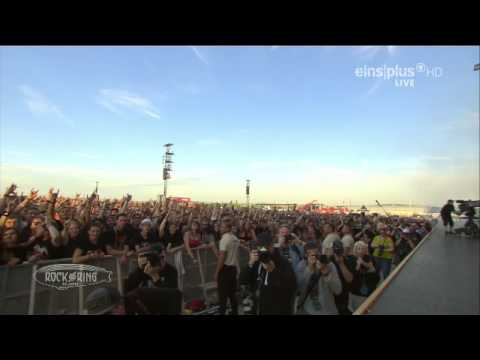 In Flames  01Bullet Ride  @ Rock Am Ring 2015 HD AC3