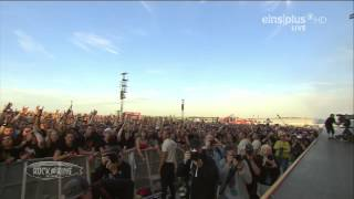 In Flames - 01.Bullet Ride Live @ Rock Am Ring 2015 HD AC3