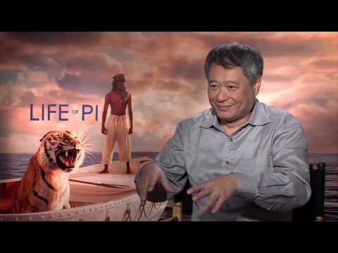 Director Ang Lee Talks 'Life Of Pi' - Part 1 Of 2