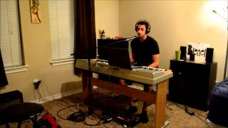 good day by nappy roots loop pedal cover by yaniv brener
