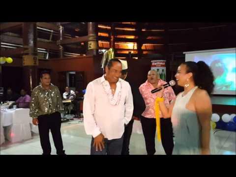 Dance Contest at the University of Samoa