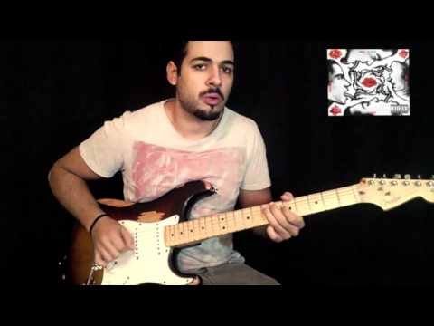 Mellowship Slinky in B Major - Red Hot Chili Peppers [[Guitar Cover]] MOST ACCURATE ON YOUTUBE mp3