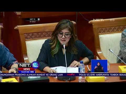 Komisi 1 DPR Panggil Facebook Terkait Kebocoran Data - NET 12