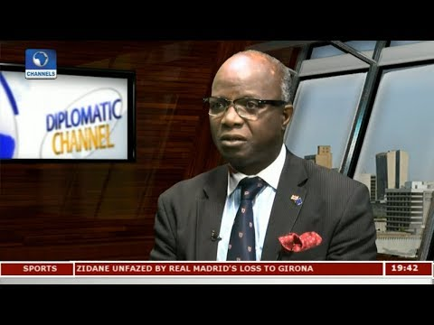 Democracy Is A War Of Ideas - Chris Imafidon | Diplomatic Channel |
