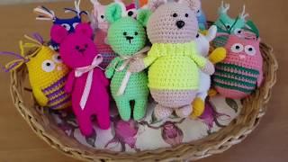 Рукоделие, вязание игрушек. Вязание на заказ.