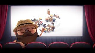 Les métiers du cinéma d'animation