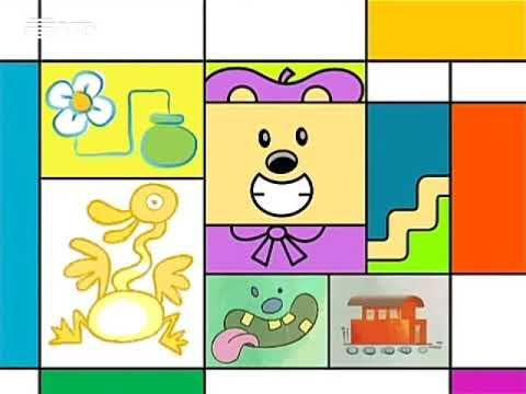 Wow! Wow! Wubbzy! - Paint A Picture (European Portuguese)