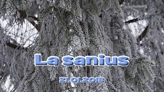 La sanius - 21.01.2018