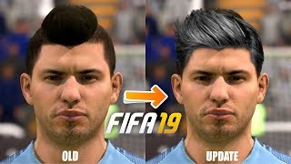 FIFA 19 Update | New Faces Added | Player Face Comparison (PS4, XBox 1, PC) Part #1