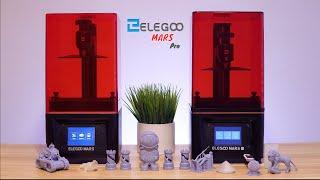 Elegoo Mars Pro - Resin 3D Printer - Unbox & Setup