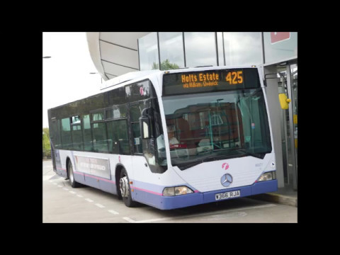 First Greater Manchester Mercedes-Benz O530 60277 (W366 RJA) Route 425