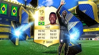 PELE + 2 TOTS IN 1 PACK!