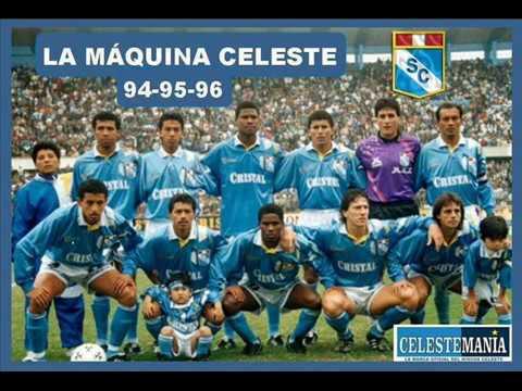 Camiseta Sporting Cristal 1994 Polmer Original - Celestemanía