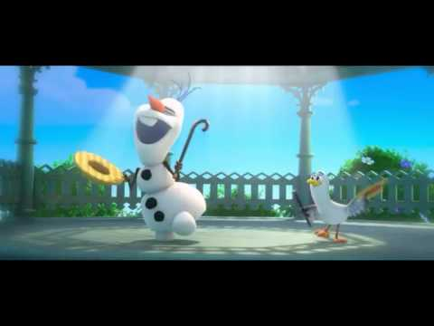 In Summer (EU Portuguese) - Disney Frozen - Olaf and Sven video ...