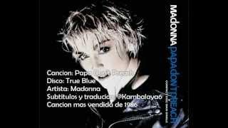 Madonna - Papa Don