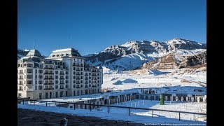 Azerbaijan ski resort - Shahdag