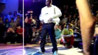 Franqey Luce solo on Urban dance 7vs7