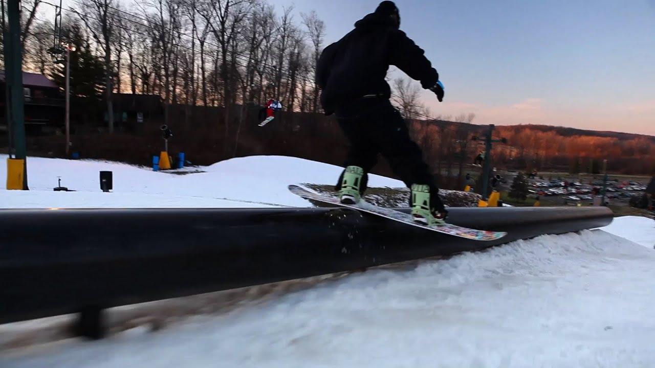 livin louie vito ohio snowboarding episode 6 youtube