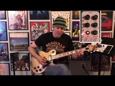 Scott's Digital Guitar Playground - Mooer R7 Reverb (Part 2)