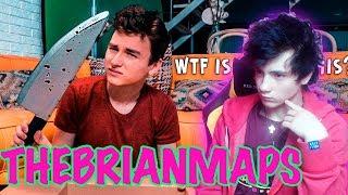 TheBrianMaps Что-то страшное в моей посылке.. Реакция   BrianMaps   Реакция на TheBrianMaps   БРАЙН