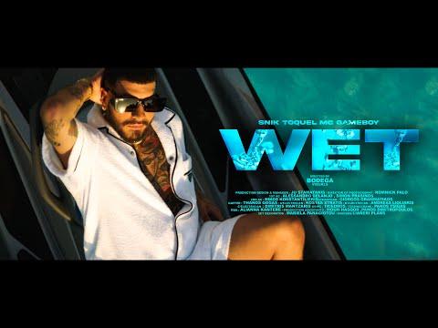 Смотреть клип Snik, Toquel, Mg, Gameboy - Wet