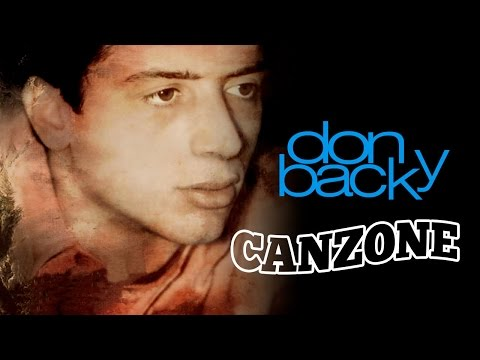Don Backy - Canzone (1968) HD