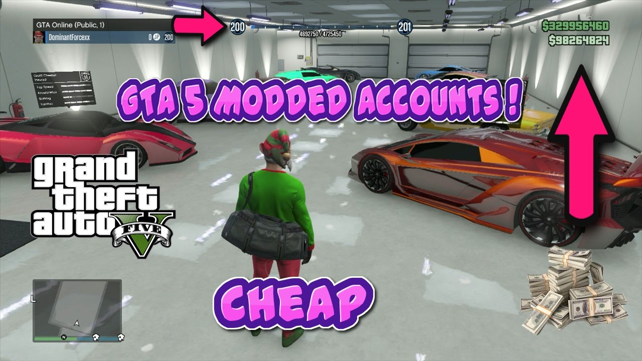 Gta 5 modded account for sale with over 400 000 000 xb1 for Fenetre sale gta 5