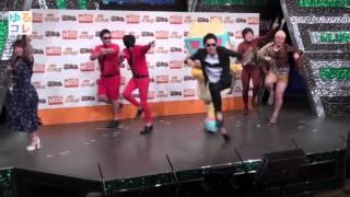 オリエンタルラジオ、山田菜々、8.6秒バズーカー、バンビーノ/映画チャ...