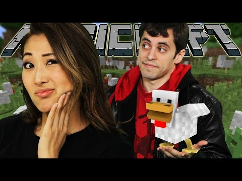 MINECRAFT CHICKEN WHISPERER (MariCraft)