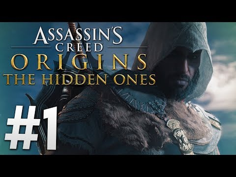 Let's Play | Assassin's Creed Origins: The Hidden Ones - #1 (1440p/Xbox One X)