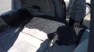 車中泊専用マットを敷いてみた。車内がフラットな快適空間に! thumbnail