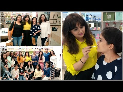 VLOG : Workshop with The Body Shop India | corallista