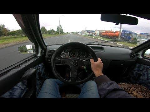 2004 Ока POV Test Drive