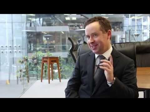 Mathematics and Business Leadership - Interview Qantas CEO Alan Joyce