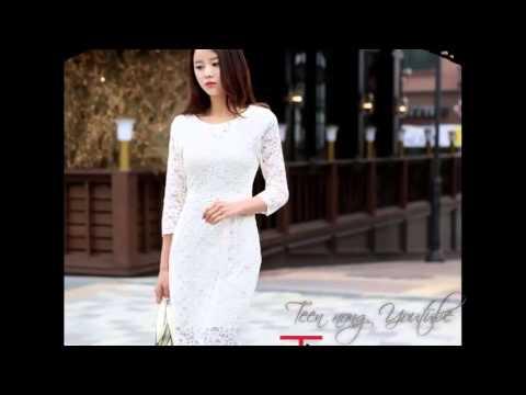 Tổng Hợp Những Mẫu đầm Liền Công Sở Hàn Quốc đẹp Hút Mắt Hè 2015