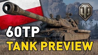 World of Tanks || 60TP - Tank Preview