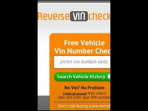 Instant Vehicle History Report - Fast And Easy 2 Step Search Process.